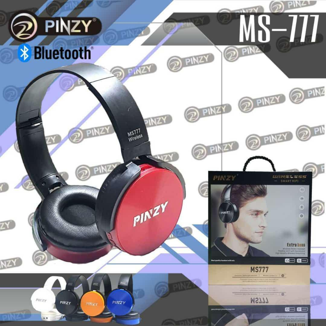 HANSFREE BANDO BLUETOOTH PINZY MS 777