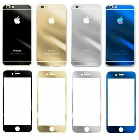 TEMPERED GLASS CROOM IPHONE