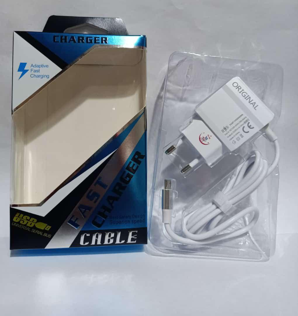 TRAVEL CHARGER ORIGINAL 2.1A