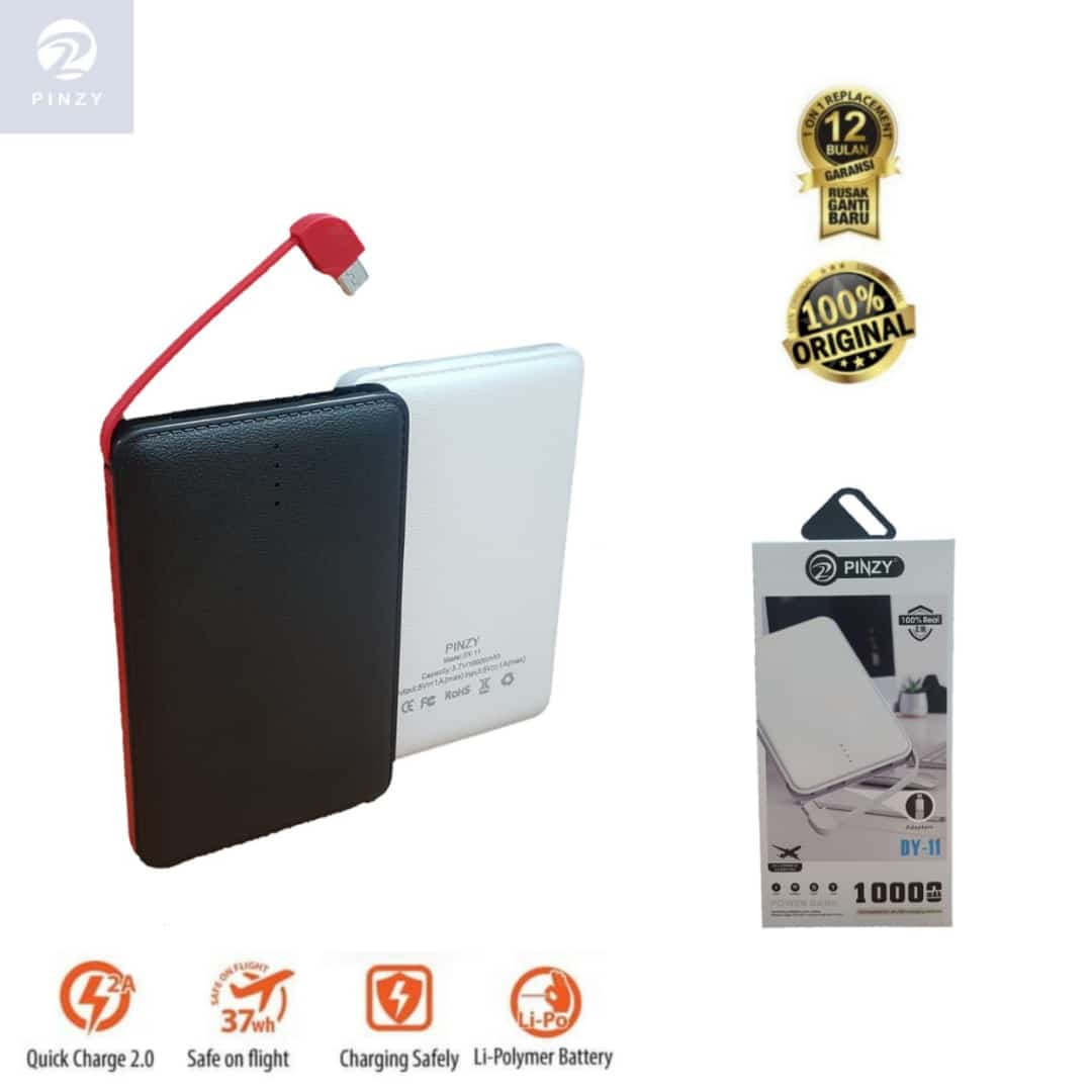 POWER BANK PINZY D11